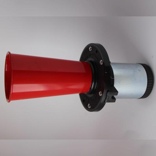 Klaxon type horn