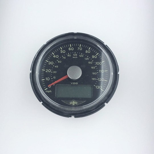 MPH speedo for 3 wheeler