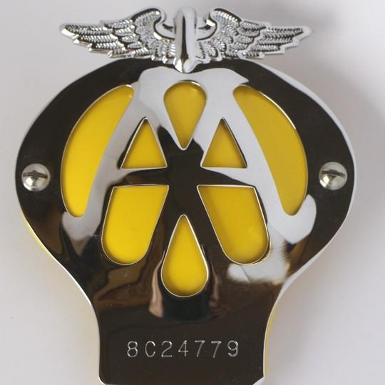 AA badge - restored