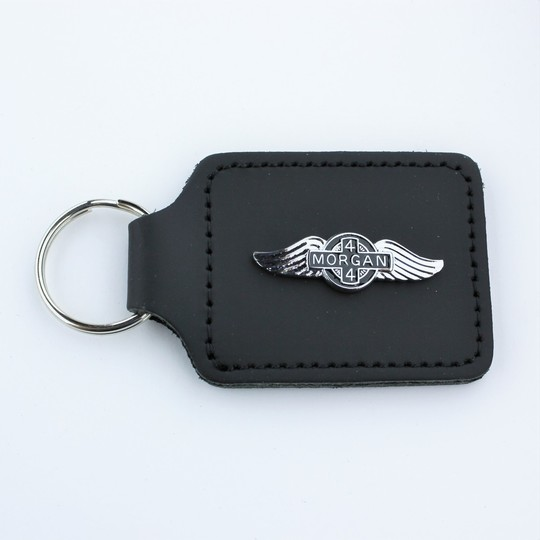 Leather key fob 4/4
