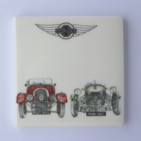 MMC coaster - various styles