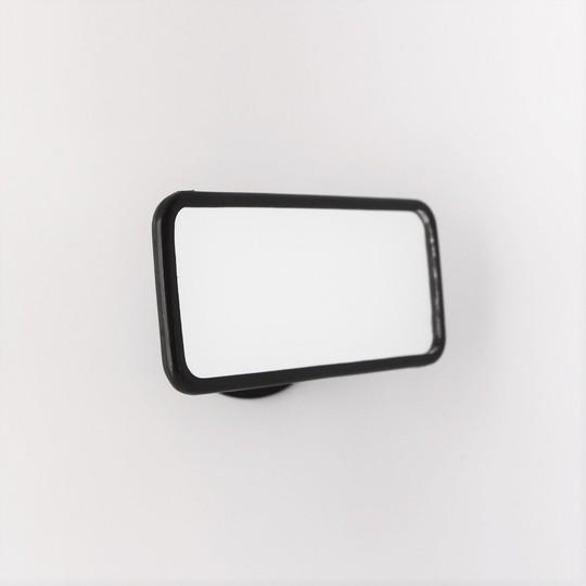 Interior suction mirror - small