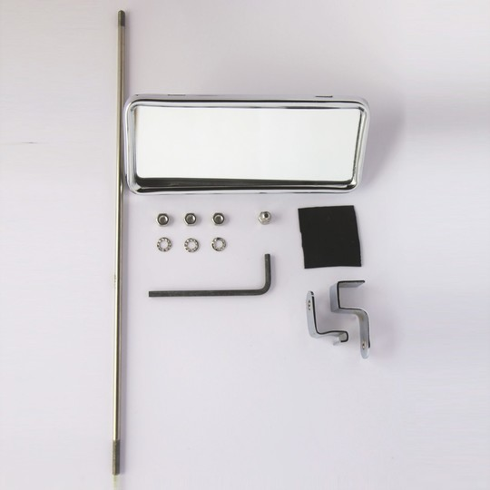 Interior mirror 4 seater to 2/2003 and 2 seater 6/1999-2/2003 - rod mounted...