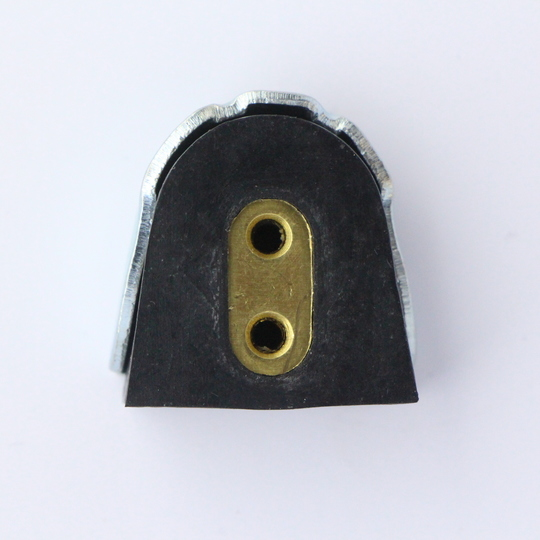 Door dovetail (buffer rubber wedge & fittings)