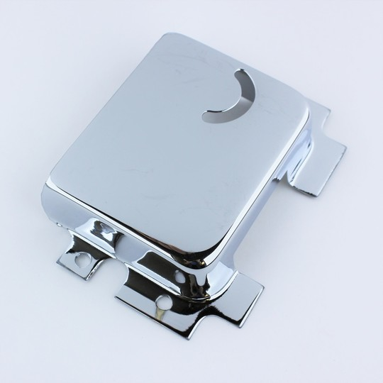 Chromed cover for door lock BDM014 (left hand)