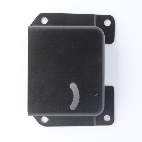 Black plastic cover for door lock BDM015 (right hand)