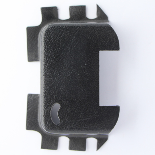 Black plastic cover for door lock BDM081 (left hand)
