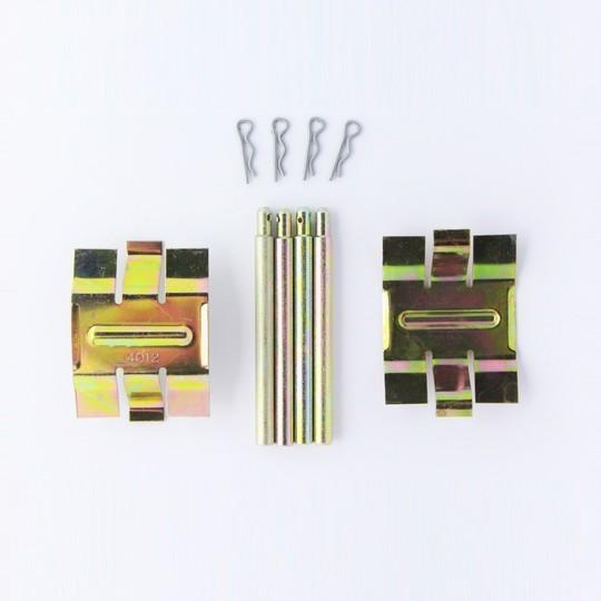 Pad retaining pin & anti squeal kit +8 1978-84