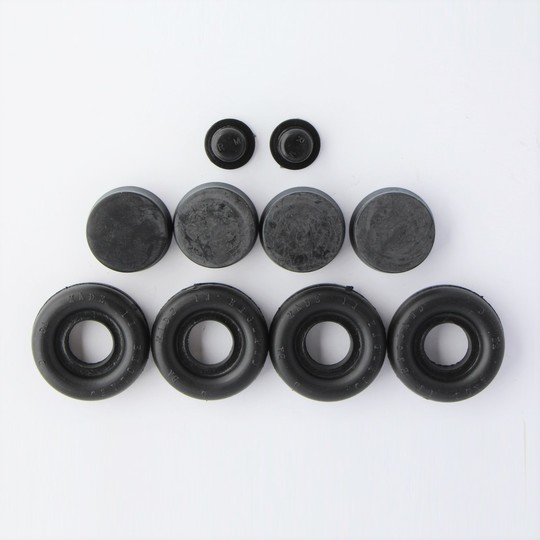 Front wheel cylinder service kit for BRH125L & 125R (car set)