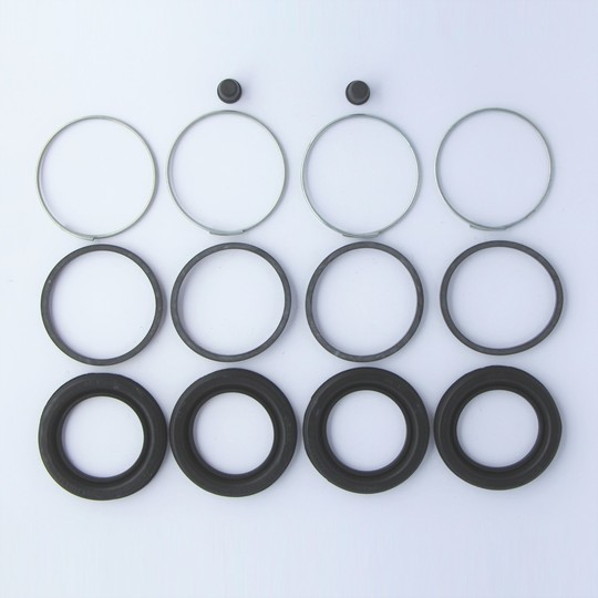 Front caliper service kit 4/4 1966 to 7/1993, +4 1966 to 7/1993, & +8 1978 to...