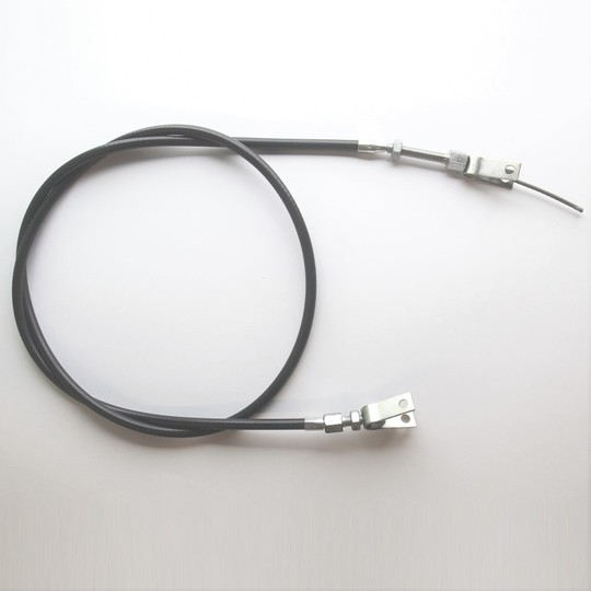 Hand brake cable +4 pre 1968 (Triumph & Vanguard), 4/4 1960-82 series III to...