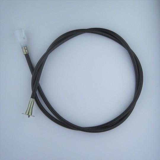 Speedo cable 4/4 Ford crossflow 1977-82 (lhd & rhd), 4/4 cvh 4sp & 4/4 cvh...