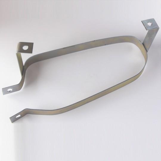 Bracket for metal expansion tank