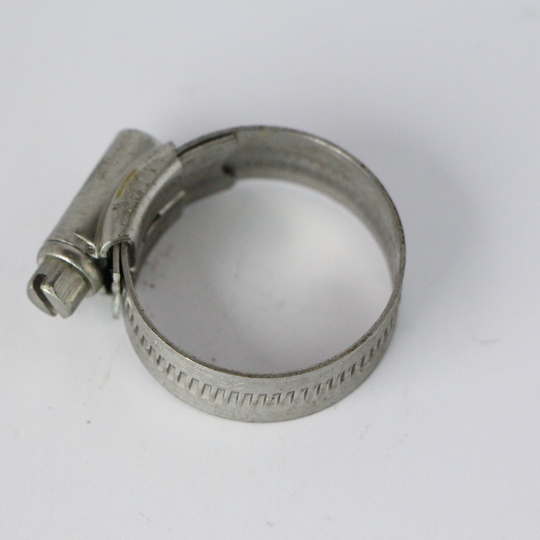 Stainless steel hose clip 35mm (1)