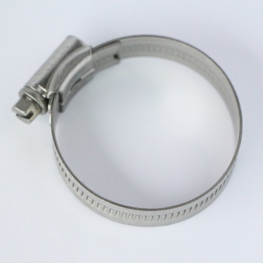 Stainless steel hose clip 51mm (2A)