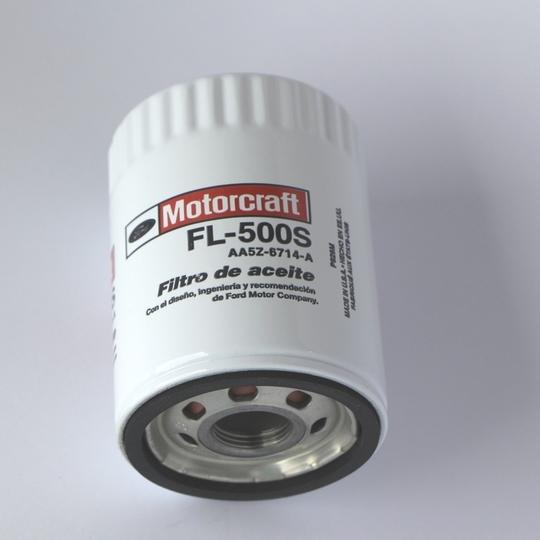 Oil filter for Roadster V6 3.7