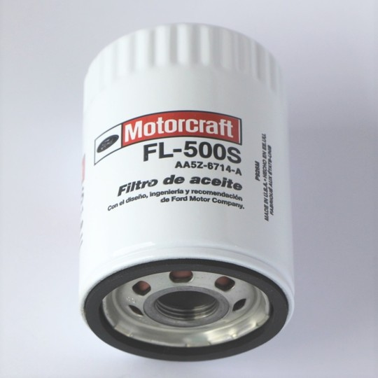 Oil filter for Roadster V6 3.7