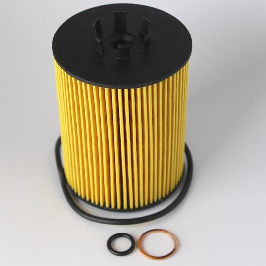 Oil filter for Aero 8 Mk 2 & 3 & +8 4.8l