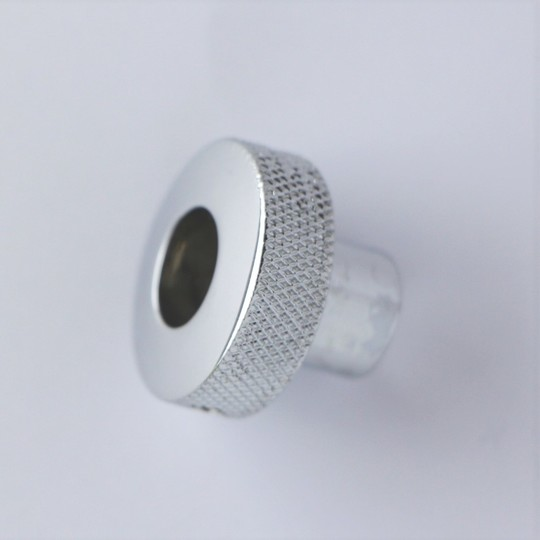 Sidescreen knurled knob