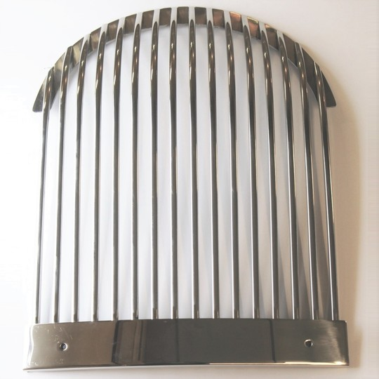 New stainless steel grille - 1960 on (all cars)