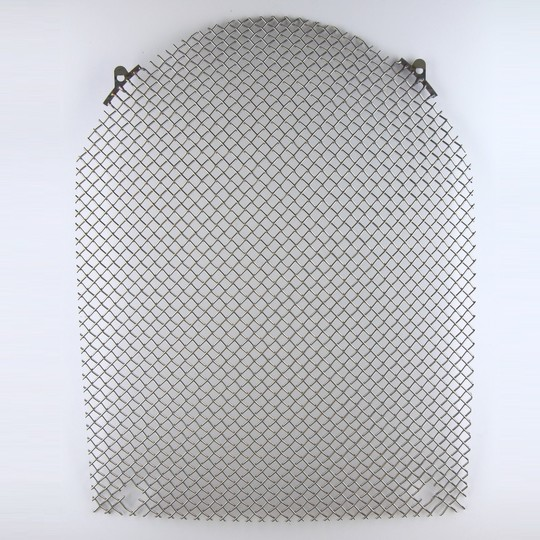 Radiator grille mesh in stainless steel (goes behind grille) for cars 1960 on