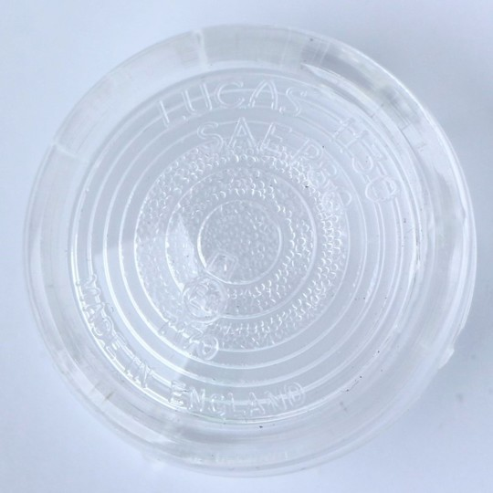Sidelight lens - large perspex