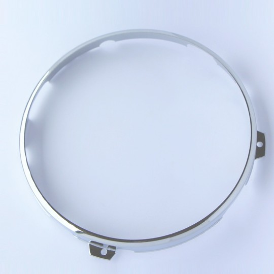 Headlamp inner chrome retaining rim to 1981