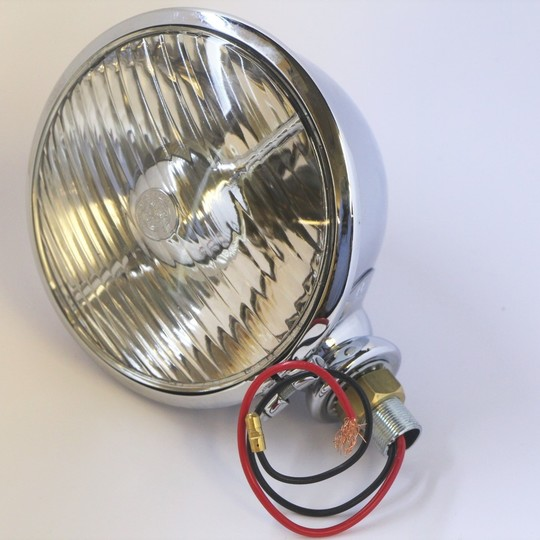 Reproduction Lucas FT27 spotlamp for 4/4 series 1 1936-39