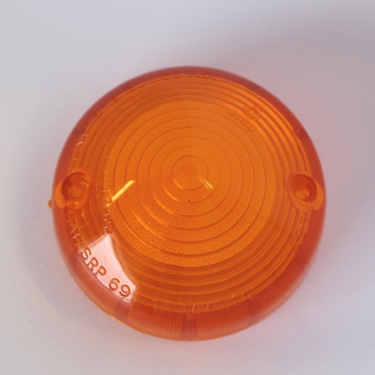 Indicator lens post 1968 for ELA421 (circle type)