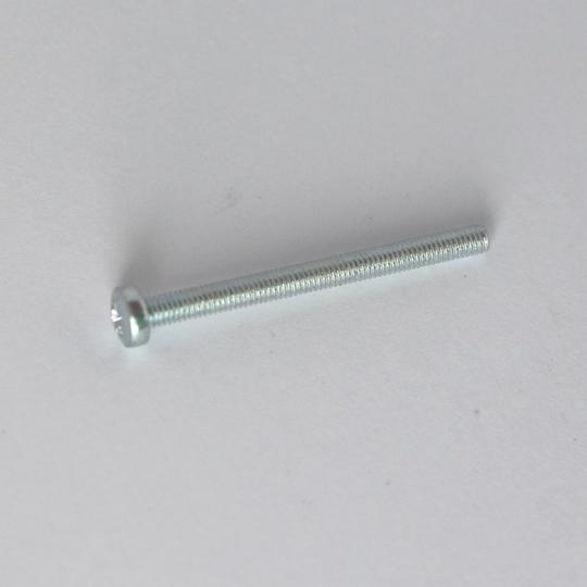 Lens retaining screw for ELA431