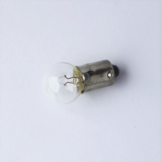 Small sidelight /number plate light bulb 5w