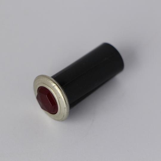 Handbrake warning light pre 1976 - red (jewel lens)