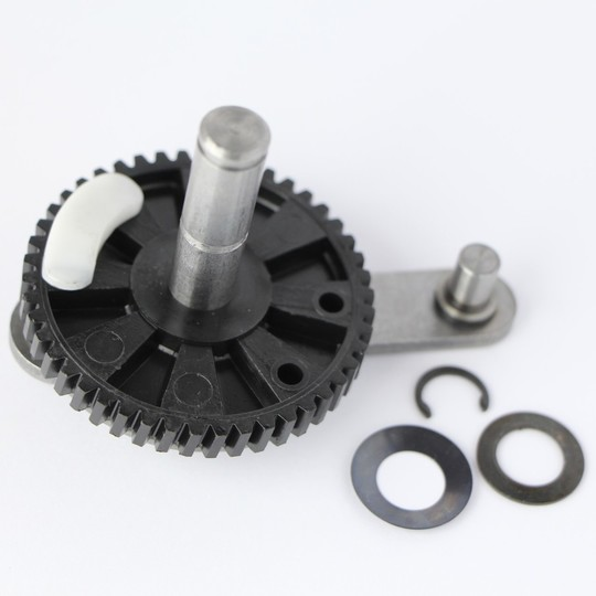 Wiper motor gear & link (for ELM104) 130 degree sweep