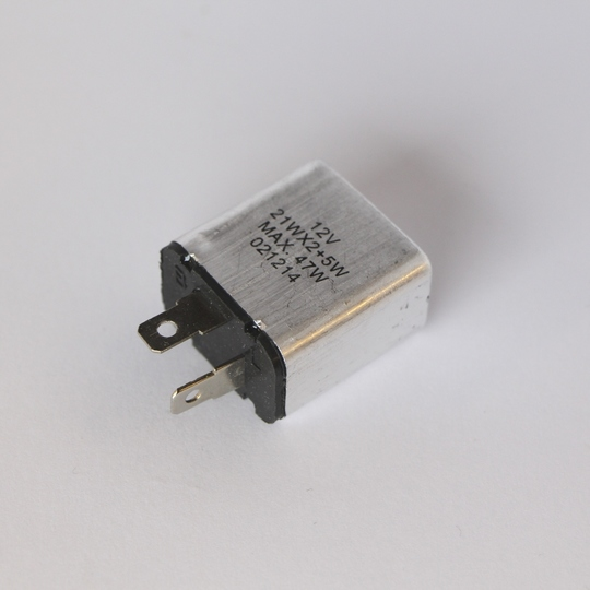 Indicator flasher control unit - all cars 1968-87