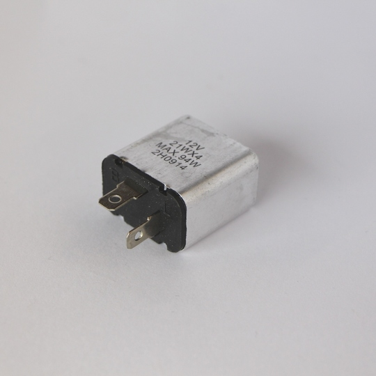 Hazard warning light control unit to mid 1990s