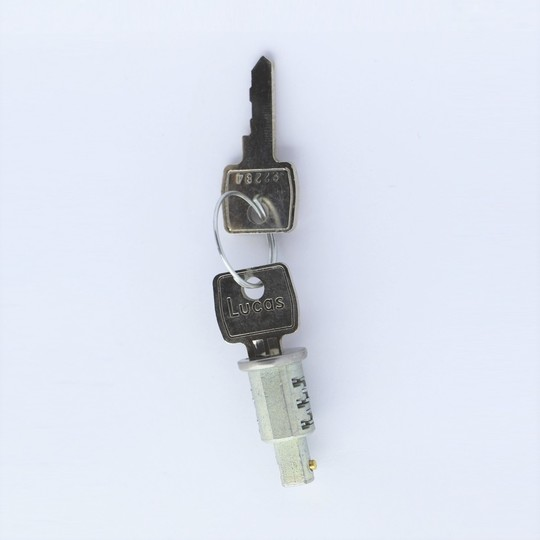 Ignition barrel & key for ELS001 & 002