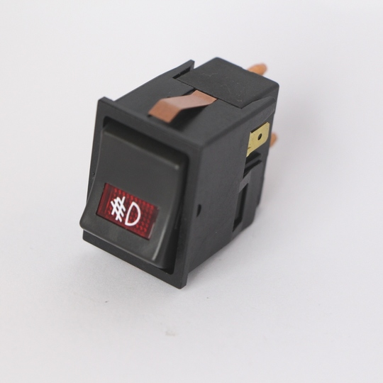 Rear fog lamp switch 1977-87 - similar to original