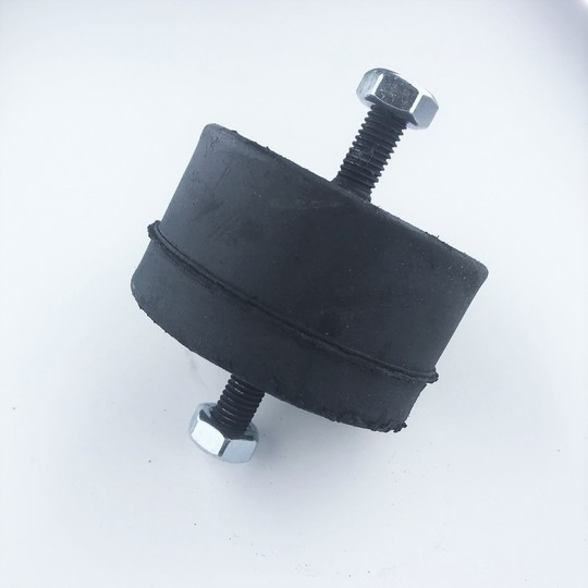 Engine mounting - rubber +8 4 speed 1/1971-1/77
