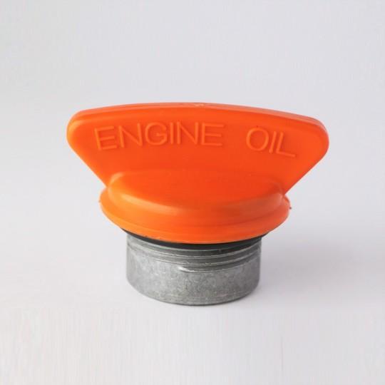 Oil filler cap +8 4 speed & 5 speed