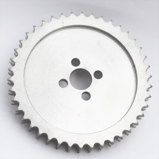 Camshaft timing chain sprocket +4