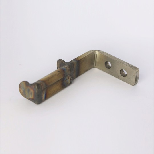 Centre exhaust hanger bracket 4/4 cvh 1982-11/91 - stainless steel