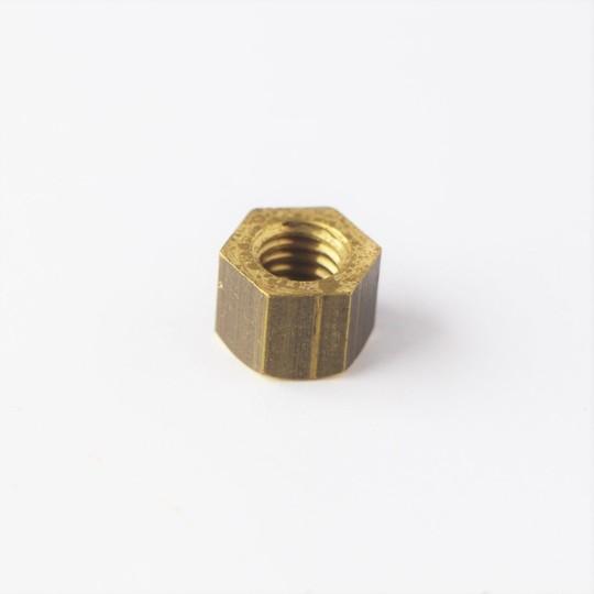 Brass manifold nut +4 pre 1968