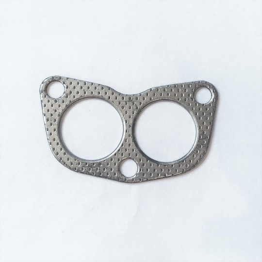Flange gasket - manifold to twin pipe +8 5sp