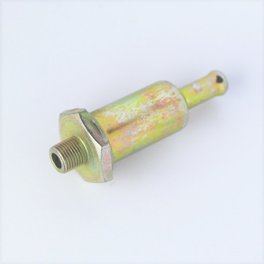 Fuel filter 4/4 cvh (fits onto carburettor)