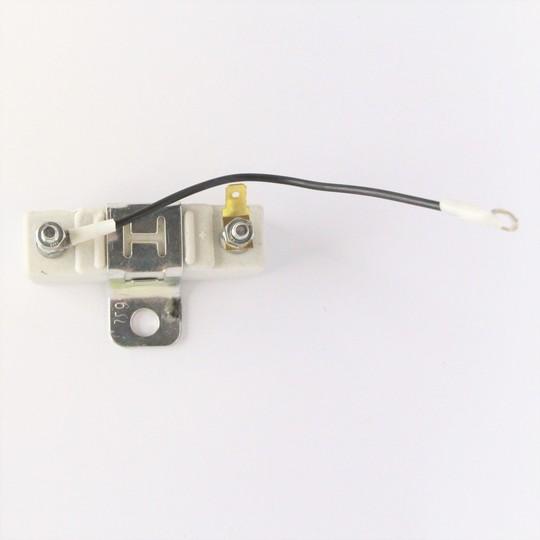 Ballast resistor +8 4 speed pre 1975 & 4/4 1977-82