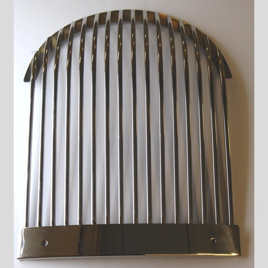 New stainless steel grill - 1960 on (all cars)