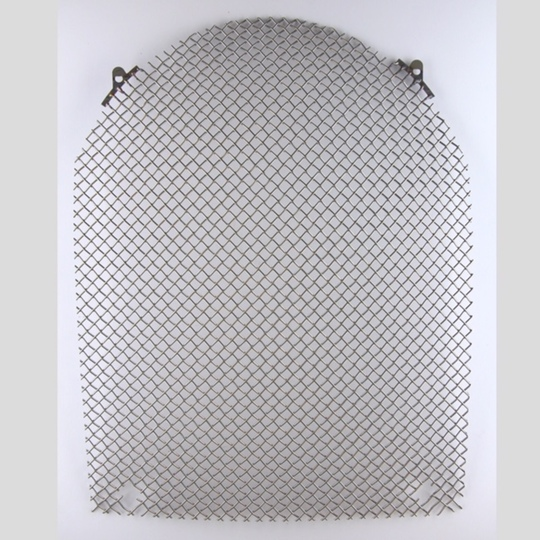 Radiator grill mesh in stainless steel (goes behind grill)