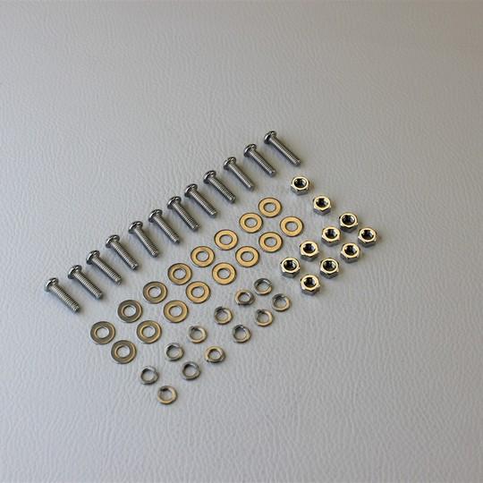 Tool & heater box screw set s/s