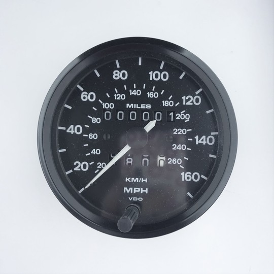 VDO speedometer for all cars 10/1989-12/96 in mph (new)