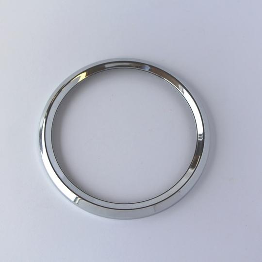 Chrome instrument bezel for VDO speedo or rev counter